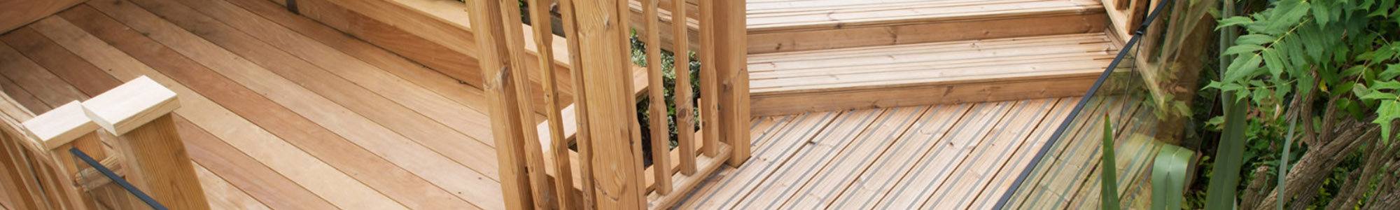 Decking Balustrades Devon
