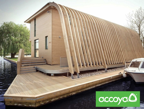 Accoya Decking Devon