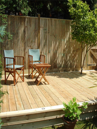 Decking Suppliers Devon