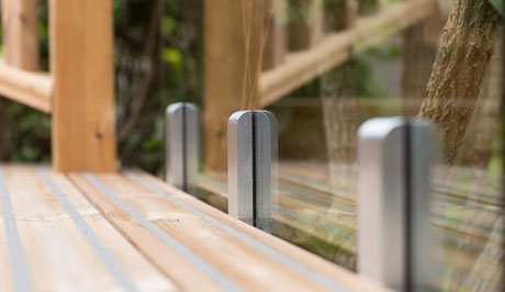 Devon Non Slip Decking