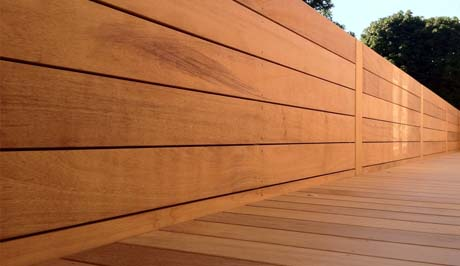 Iroko Decking Suppliers Exmouth