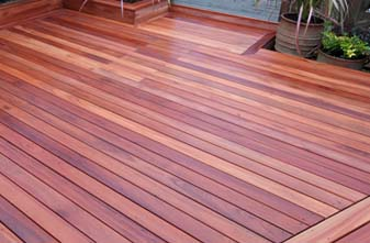 Garden Decking Exmouth